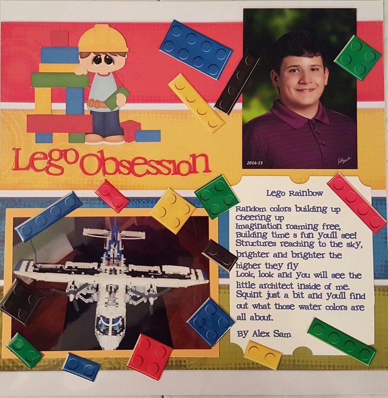 Lego Obsession