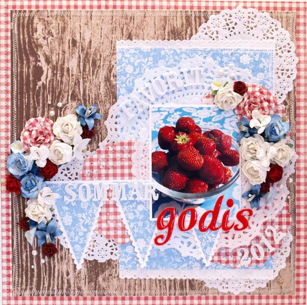 Sommargodis/Summer candy