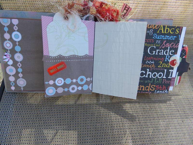 Paper Bag Mini Album 3