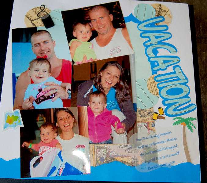 First Family Vacation Page 2