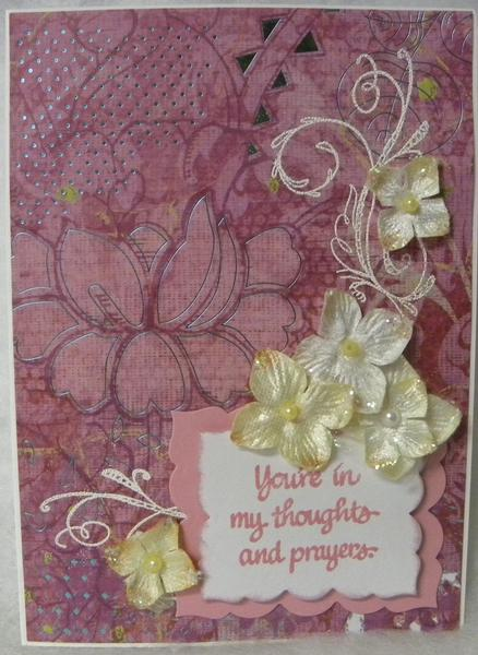 Sympathy Card for Good Friend