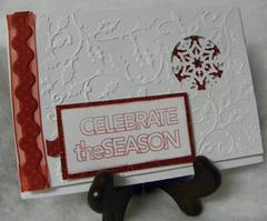 Christmas Card:  Celebrate