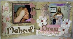 Prom Mini-Book, pg 4- 5