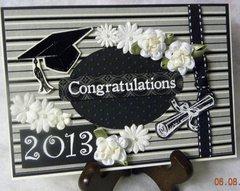 Graduation, Flower Congrats