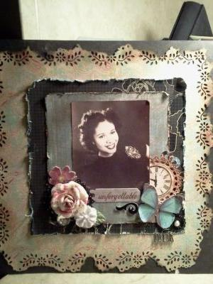 My grandmother Julia