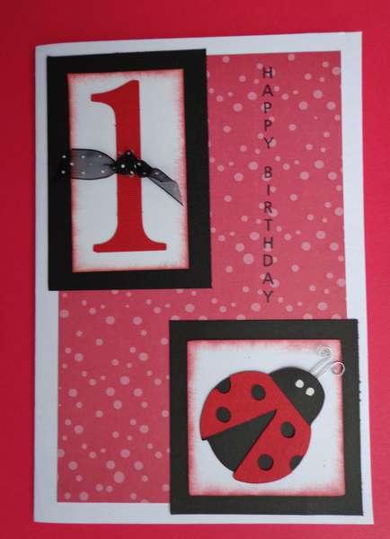 Ladybug First Birthday