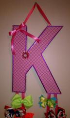 Kaedence's bow holder