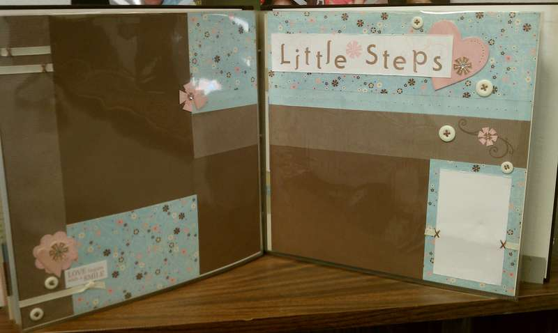 Little Steps Double Layout