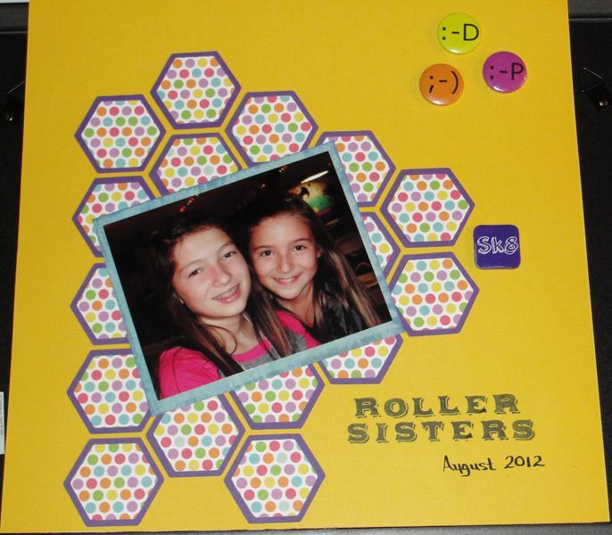 Roller Sisters
