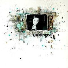 Unhinged - Prima BAP April