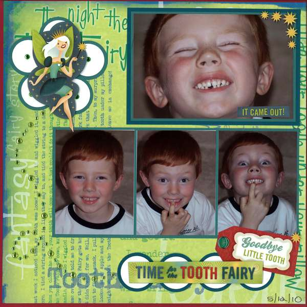 Time for the Tooth Fairy