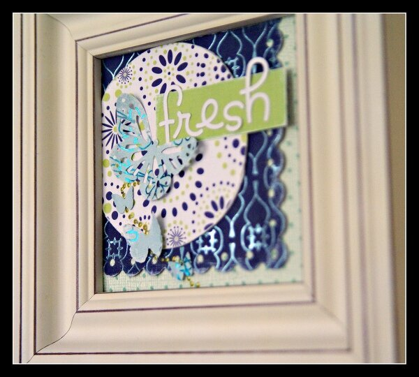 Fresh and Clean Altered Art *GCD Studios*