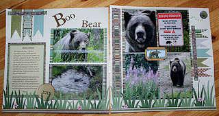 Boo Bear layout