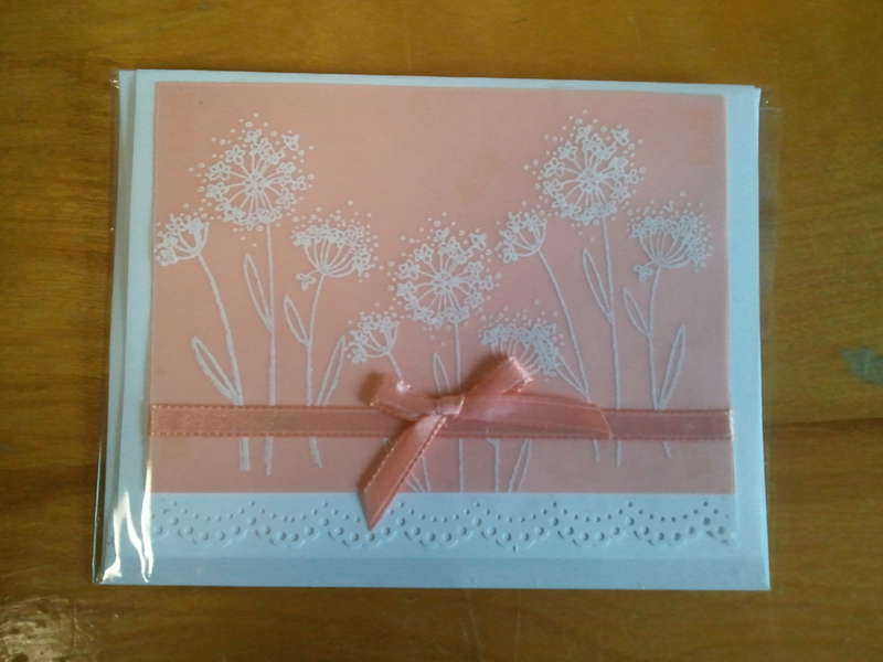 Sweet and Soft Mother's Day Card