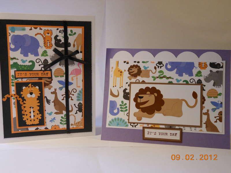 Children Birthday Cards