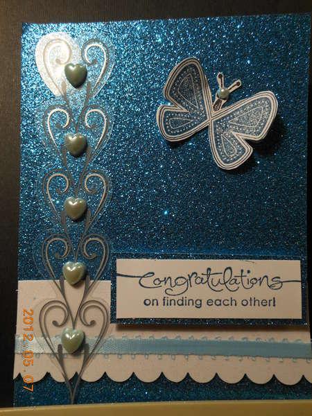 Special Wedding Card