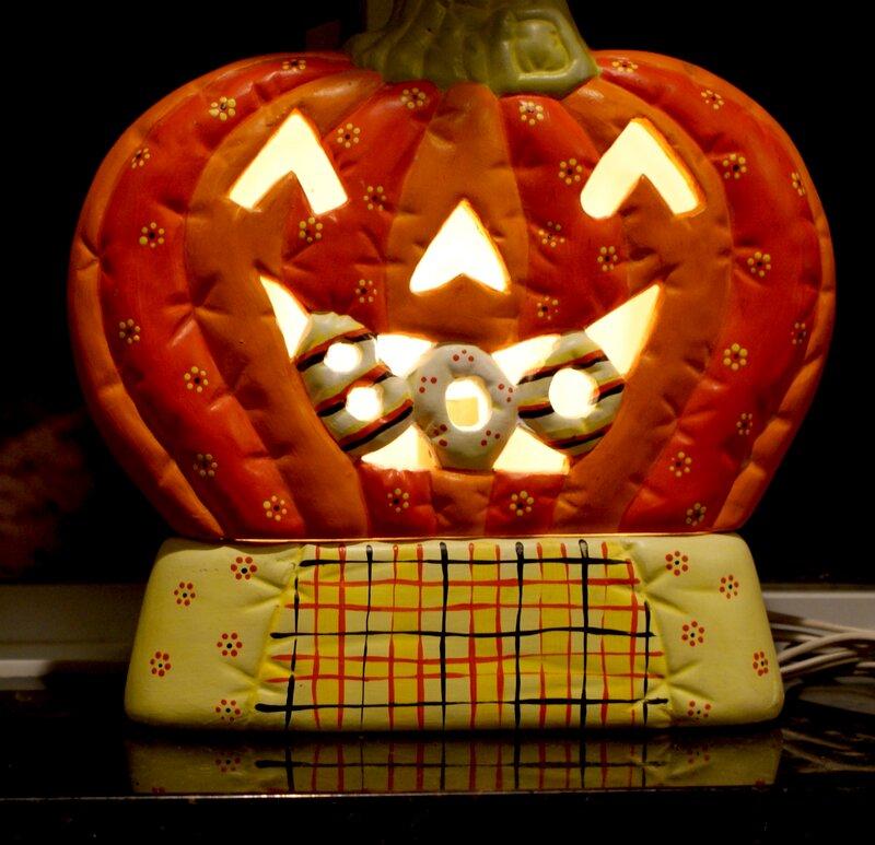 "Pumpkin ""Boo"""