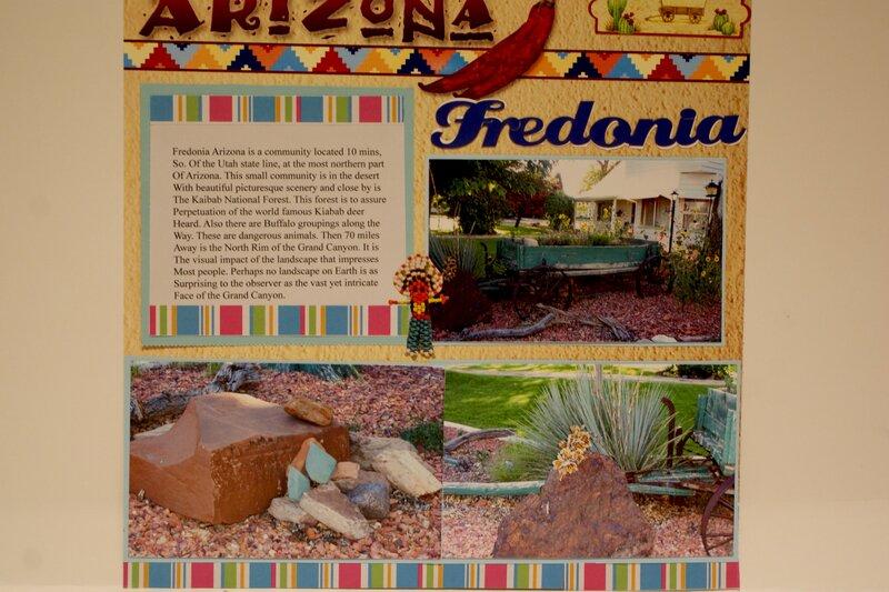 Fredonia AZ.