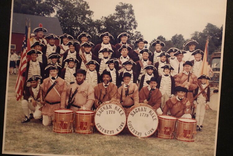 Nathan Hale Ancient Fife and Drum Corp.