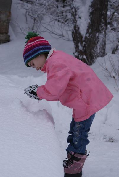 Snow Storm 2-18-2013