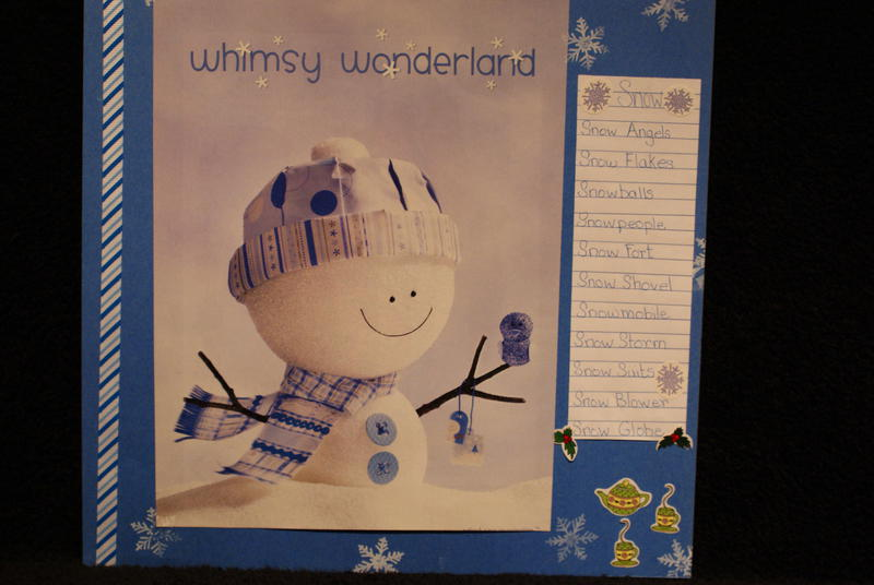 Whimsy wonderland
