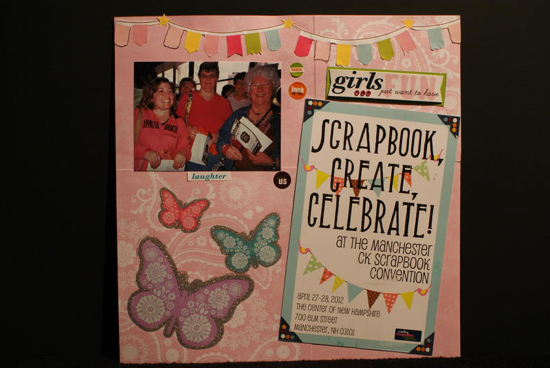 Scrapbook Convention