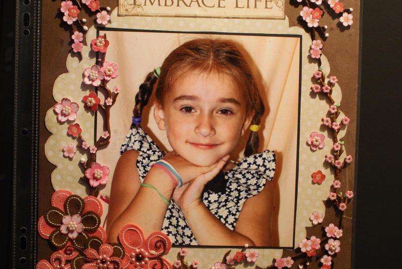 Granddaughter Alexis