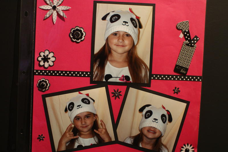 Panda Hat and Outfit