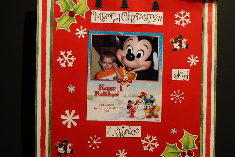 Christmas with Mickey