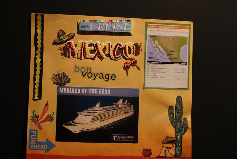 Cruise to Mexico Album Cover