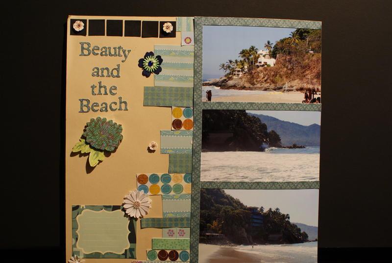 Bueaty and the Beach