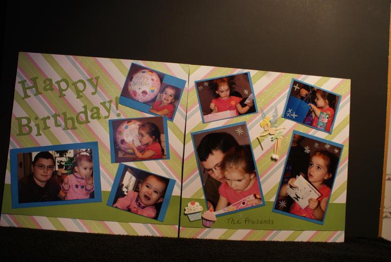 Alexis Birthday Party