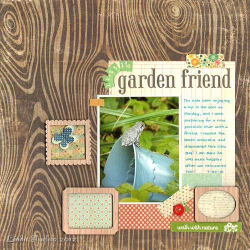 Little Garden Friend