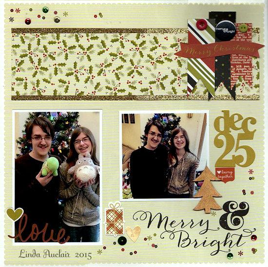 *Merry & Bright*