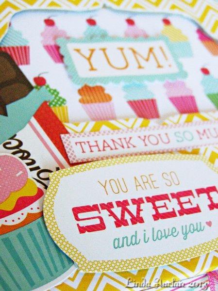 "*EP's ""I Love Candy"" mini theme sweets box"