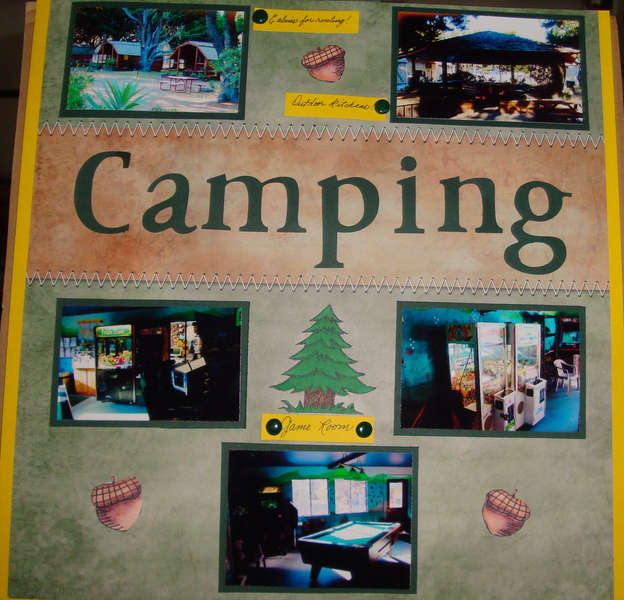 KOA Camping  pg 2