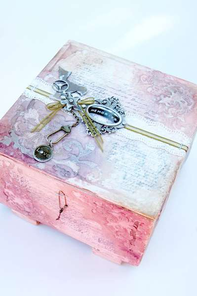 Memory box No.2 Romantic Fable