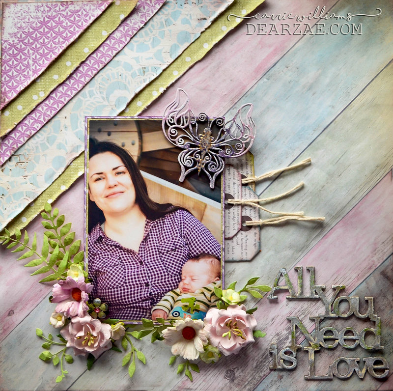 All You Need is Love: Shabby Boho Chic