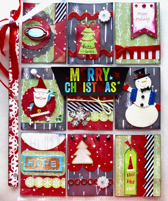 Christmas PL Exchange - Paula