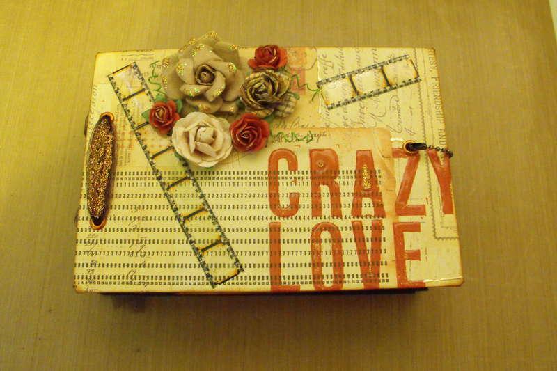 Crazy love mini album