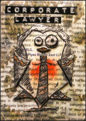 Corporate lawyer ATC