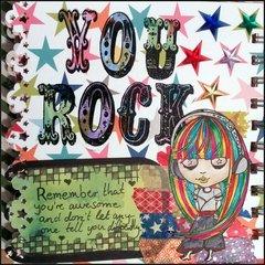 You rock - September 12/30