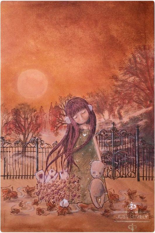Dear Alice - smashbook page