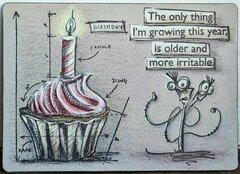 Irritable birthday