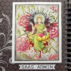 SaaS admin