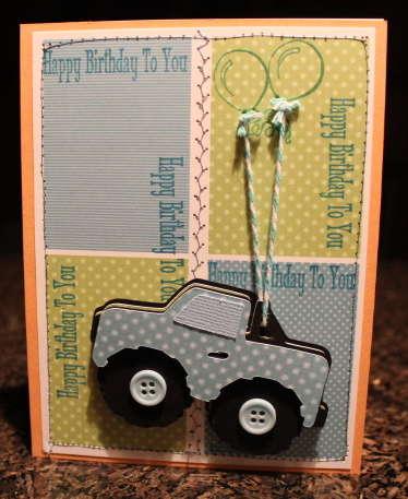 Little Trucker Birthday