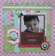 2008 Holiday Card