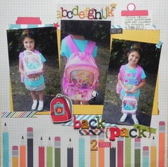 back{pack} 2 school