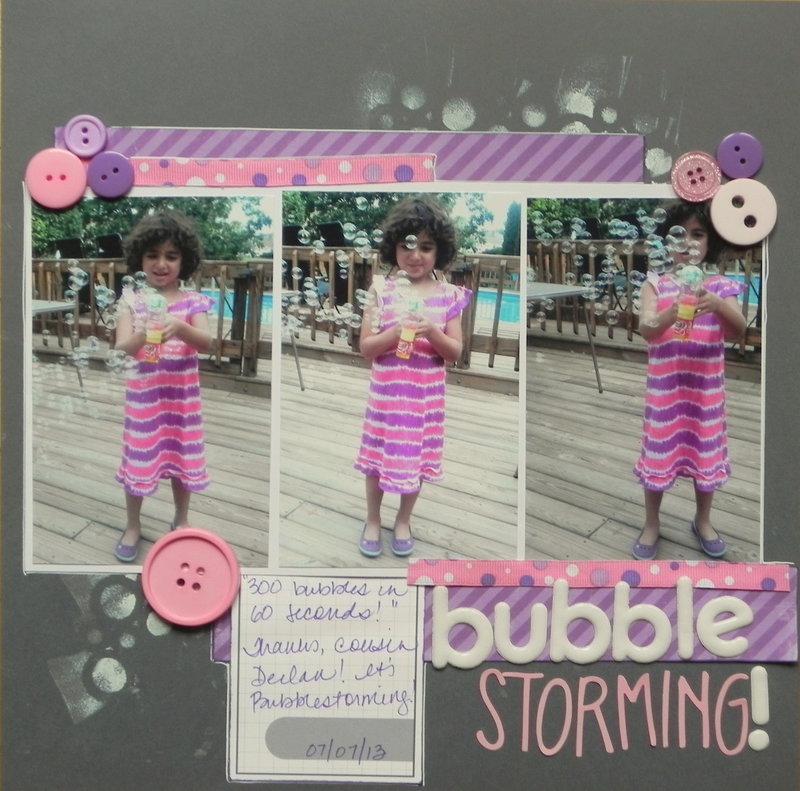 Bubblestorming!!