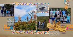 Fall Daisy Hike - 2014